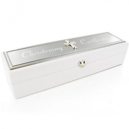 Christening-Collection-White-Wood-Certificate-Box-0