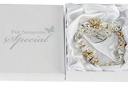 Juliana-GoldSilver-Charm-Bracelet-with-Heart-A-Special-Mum-Boxed-Gift-0