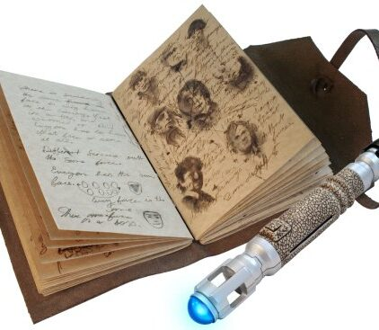 Doctor-Who-the-Journal-of-Impossible-Things-and-Sonic-Screwdriver-0