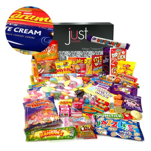 Best Toys For Boys Ever : The best ever retro sweets mega treasure gift box