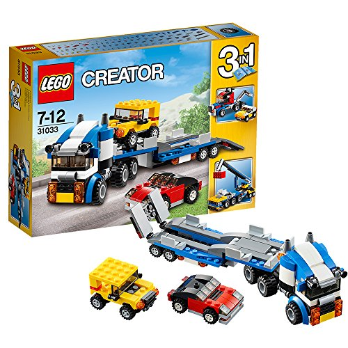 Lego Creator 31033 Vehicle Transporter Toys Gifts Unique