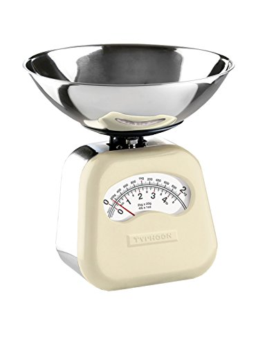 Typhoon-Novo-Cream-Mechanical-Kitchen-Weighing-Scales-0