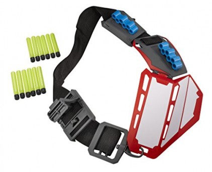 Boomco-Toy-2-in-1-Bandolier-Smart-Stick-Storage-and-Shield-Includes-12-Darts-0